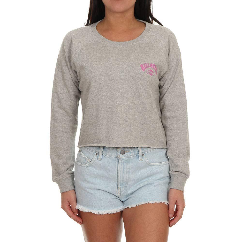 BILLABONG Damen Crop Crew Sweatshirt