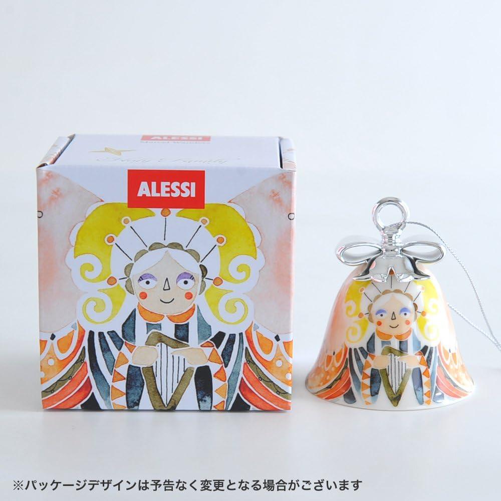 Multi Alessi Aleesi Holy Family Angel Christmas Decoration