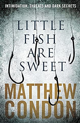 book cover of Little Fish Are Sweet