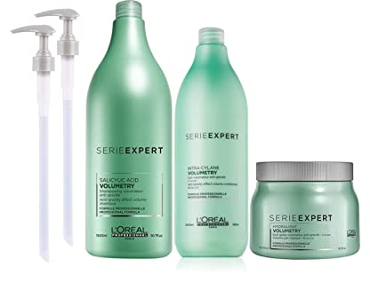 LOréal Expert Volumetry Pack Champu 1500ml + Acondiconador ...