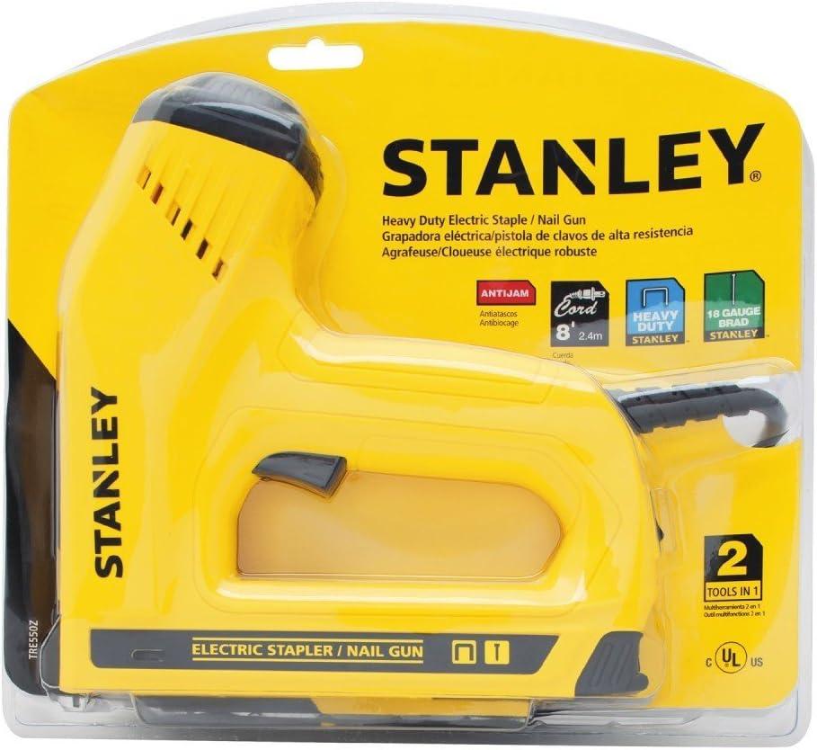 STANLEY TRE550Z (Electric Staple gun for upholstery)