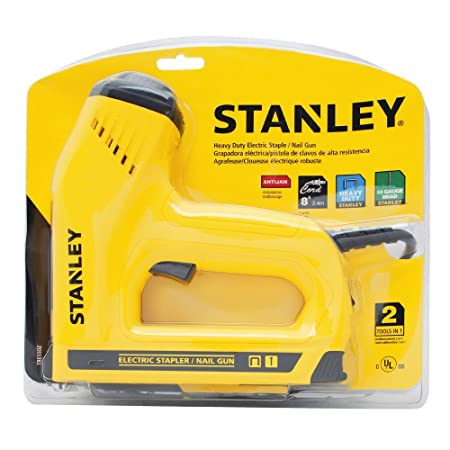 Stanley TRE550 Electric Staple/Brad Nail Gun
