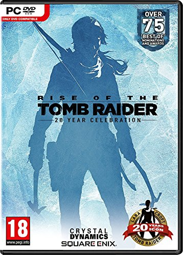 Rise of the Tomb Raider: 20 Year Celebration (PC DVD) UK IMPORT (Rise Of The Tomb Raider Pc Sale)