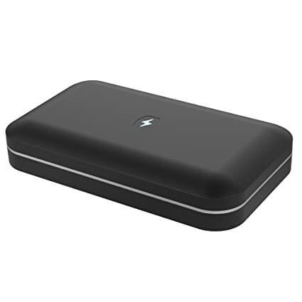 Amazon.com: phonesoap teléfono UV Sanitizer & Cargador de ...