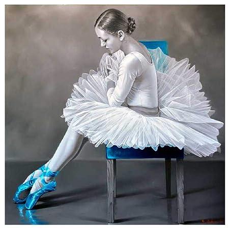Puzzle Adulto 1000 Piezas Falda Ballet Blanca Zapatos Azules ...