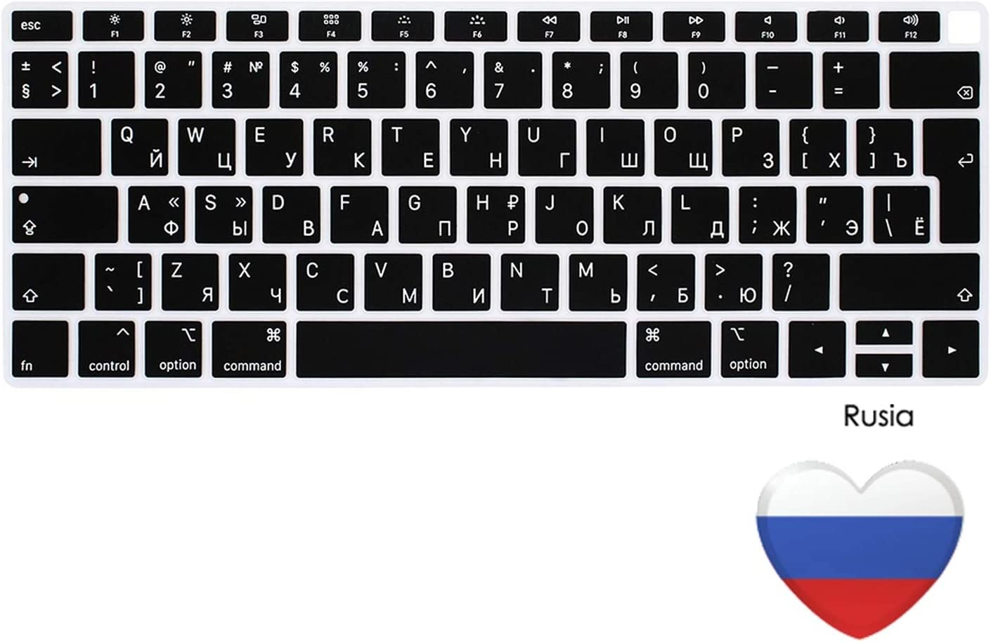 Funda para teclado para portátil MacBook Air 13 A1932 ...