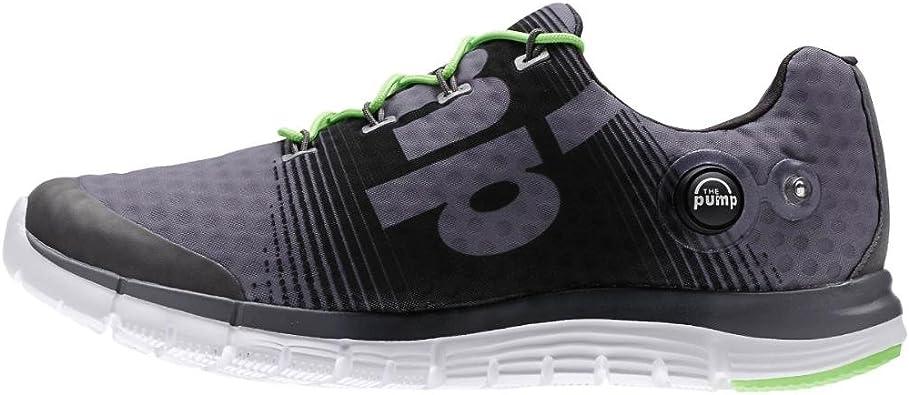 Reebok Hombre z-Pump Fusion Zapatilla de Running: Amazon.es: Zapatos y complementos