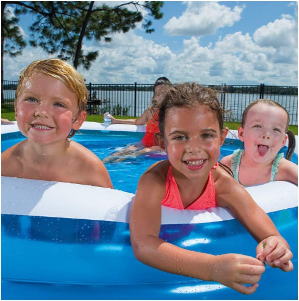 H2O Go Bestway hexagonal familia piscina: Amazon.es: Jardín