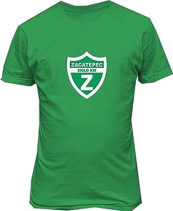 Club Zacatepec Siglo 21 futbol mexico camiseta T shirt (small)