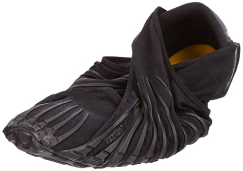 Vibram Five Fingers Furoshiki Original, Zapatillas Unisex Adulto, Negro (Black), 36/37 EU: Amazon.es: Zapatos y complementos