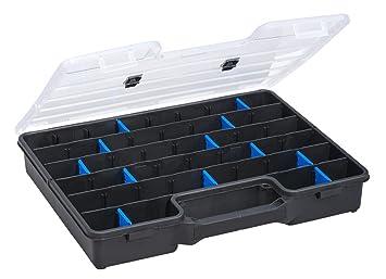 Sortimentskasten Sortimentsbox Sortimentskiste Kleinteilemagazin Allit 415300