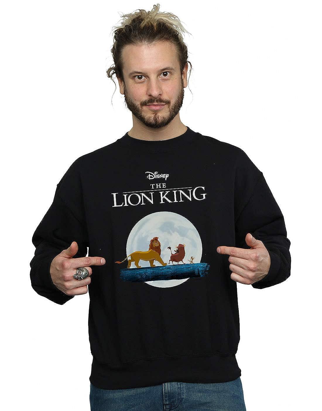 Disney Hombre The Lion King Hakuna Matata Walk Camisa De Entrenamiento: Amazon.es: Ropa y accesorios