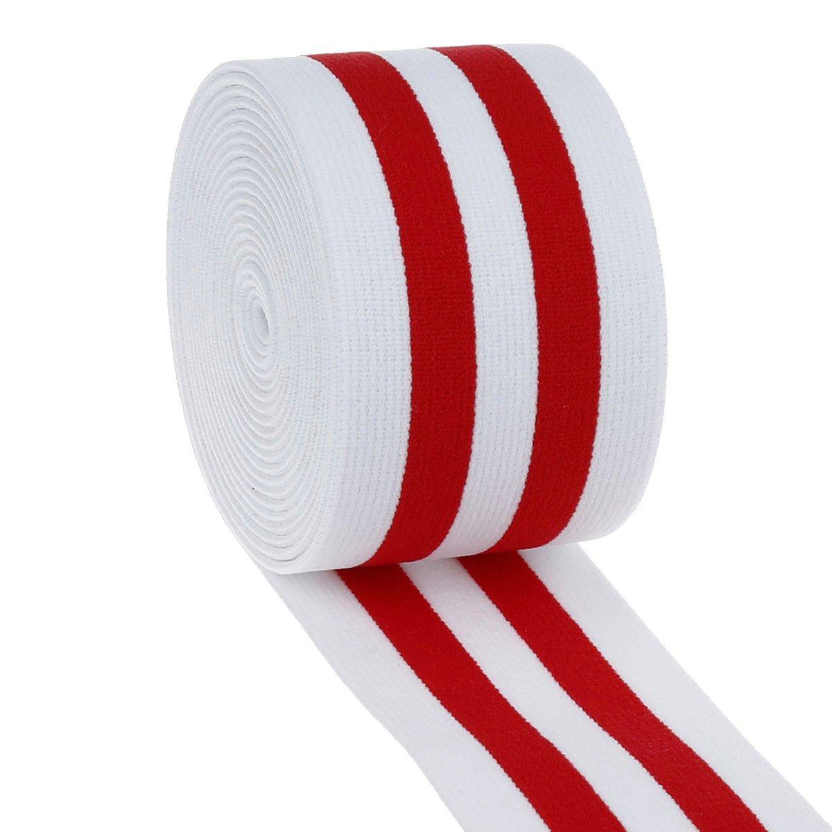 c/ómodo costura cintura el/ástica banda Cotowin 2/tiras felpa el/ástico