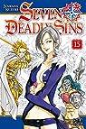 Seven Deadly Sins, tome 15 par Suzuki