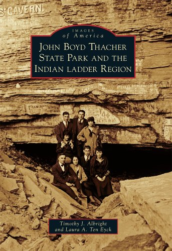 John Boyd Thacher State Park and the Indian Ladder Region (Images of - Center Road County 10
