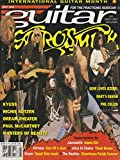 #9: Guitar For The Practicing Musician Magazine May 1993 Aerosmith, Kyuss, Paul McCartney, Dream Theater