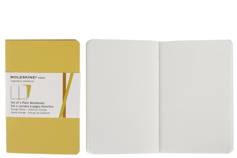 Moleskine Quaderno Cahier Journal Volant Collection Celeste Righe