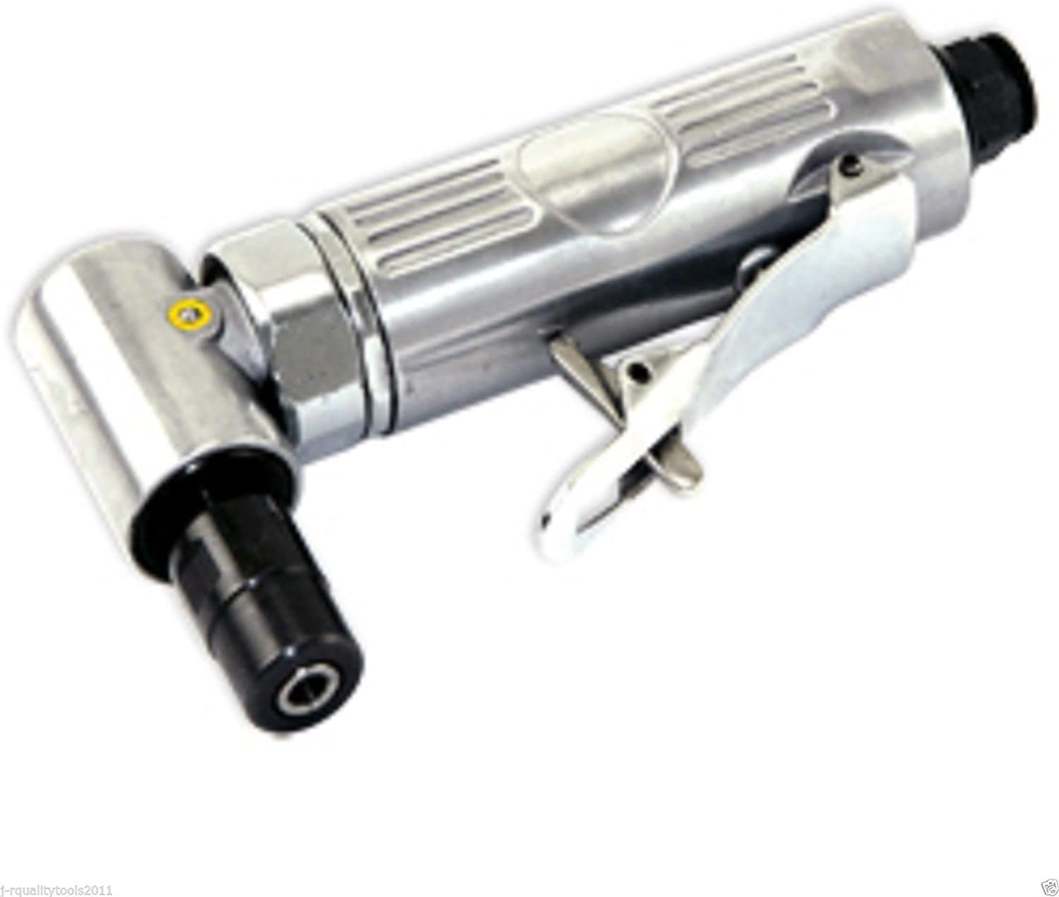"""1//4/"""" Air Angle Die Grinder Right Angle Die Pneumatic Polisher Cleanning Cutting"""