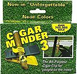 Cigar Holder Clip - Yellow Cigar Minder - 3 Pack