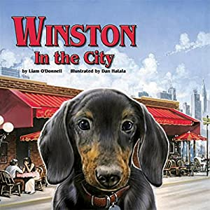 Winston in the City Audiobook