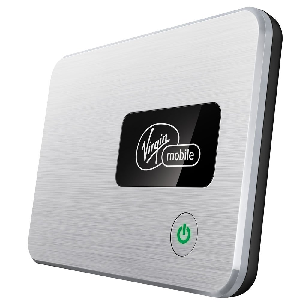 novatel wireless mifi 2200 prepaid mobile hotspot virgin mobile rh amazon ca Novatel MiFi 2200 Software MiFi Device