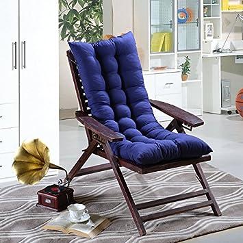 YAMEIJIA Cojín de Silla de salón sofá Doble el Rocking Chair ...
