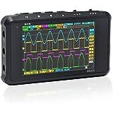 Signstek DS203 ミニキット 72MHz 4-CH STM32 ポケット デジタル オシロスコープ メタルシェル