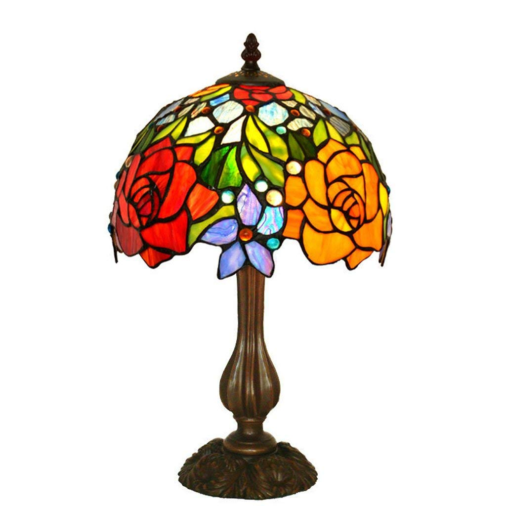 LHF Lámpara de escritorio de lectura, lámpara de mesa de ...