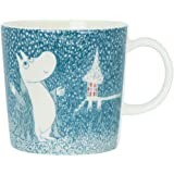 アラビア マグカップ 300ml ムーミンコレクション Light Snowfall ライトスノーフォール 1026038 [並行輸入品]