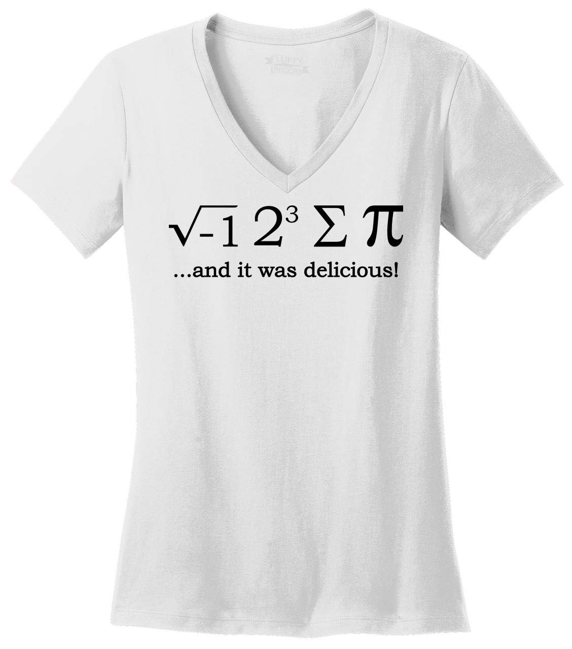 I Ate Sum Pi Funny Pi Day Math Tea Shirt Tee