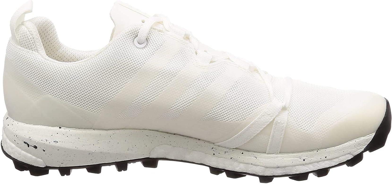 Adidas Terrex Agravic, Zapatillas de Trail Running para Hombre, Blanco (Nondye/Ftwbla/Negbás 000), 40 2/3 EU: Amazon.es: Zapatos y complementos