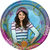 Wizards Of Waverly Place Small Paper Plates (8ct)