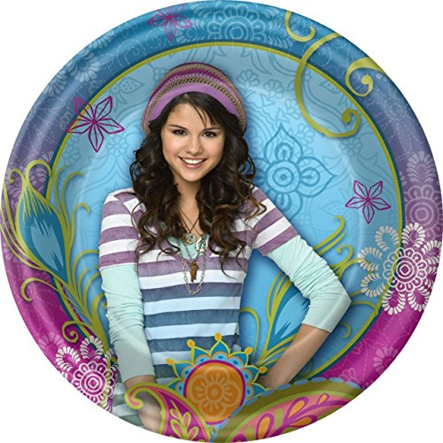 Wizards Of Waverly Place Small Paper Plates (8ct)]()