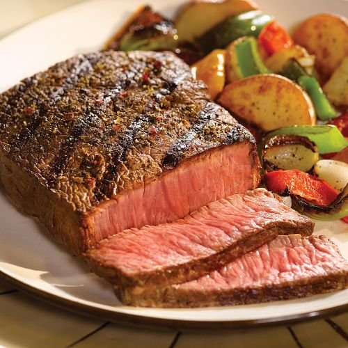 Omaha Steaks 16 (8 oz.) Top Sirloins by Omaha Steaks