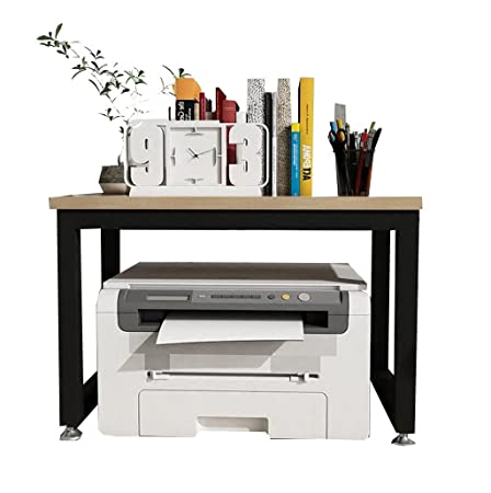 Estanterías de la Impresora Oficina de 2 Niveles Soporte de ...
