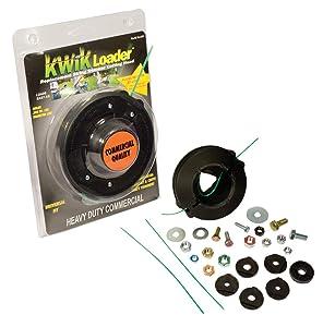 Kwik Loader Heavy Duty Universal Dual Line String Trimmer Head KL650