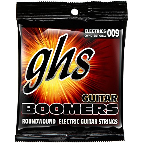 GHS Strings Electric Guitar Boomer Set  9-42