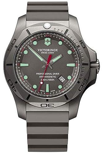 Reloj Victorinox INOX Professional Diver Titanium V241810: Amazon.es: Relojes