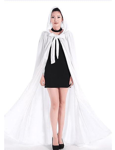 Full Length Deluxe Velvet Cloak/Cape with Hood for Adults Hooded costume