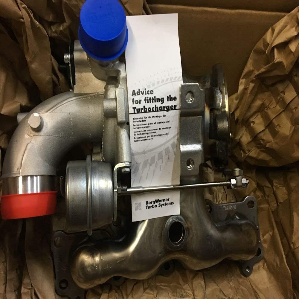 Amazon.com: New Turbocharger Land Rover Borg-Warner LR066515 (53039980462): Automotive
