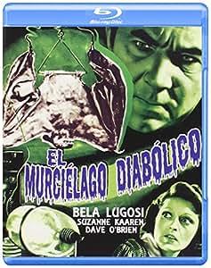 El Murciélago Diabólico [Blu-ray]