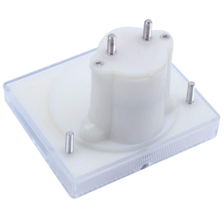 Cikuso Dc Resistore Di Shunt Analogico 0-30A Amperometro Amperometro Da Pannello 30A 75Mv