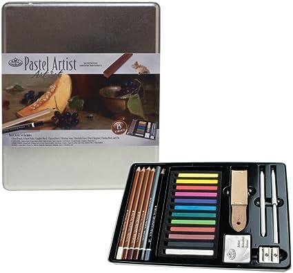 Royal & Langnickel Pastel Artist - Set de pintura, colores pasteles: Amazon.es: Oficina y papelería