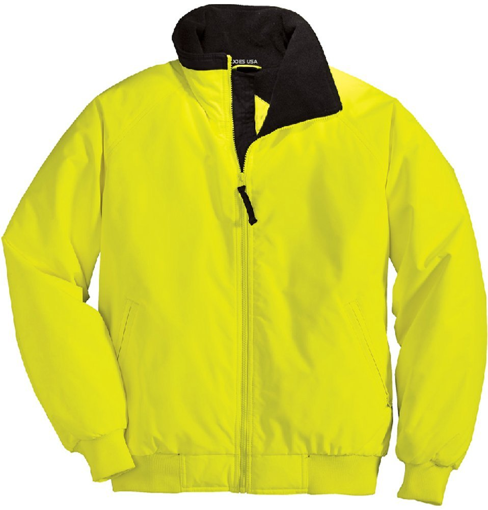 Joe's USA OUTERWEAR メンズ B00S3UIHCC Small|Safety Yellow/ Black Safety Yellow/ Black Small