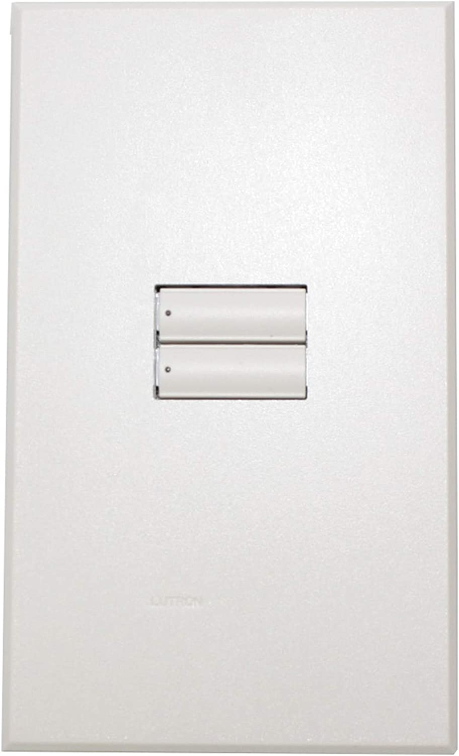 Audio Lutron FG-2-LA Electrical Distribution Wall Plate Light Almond Tjernlund Products
