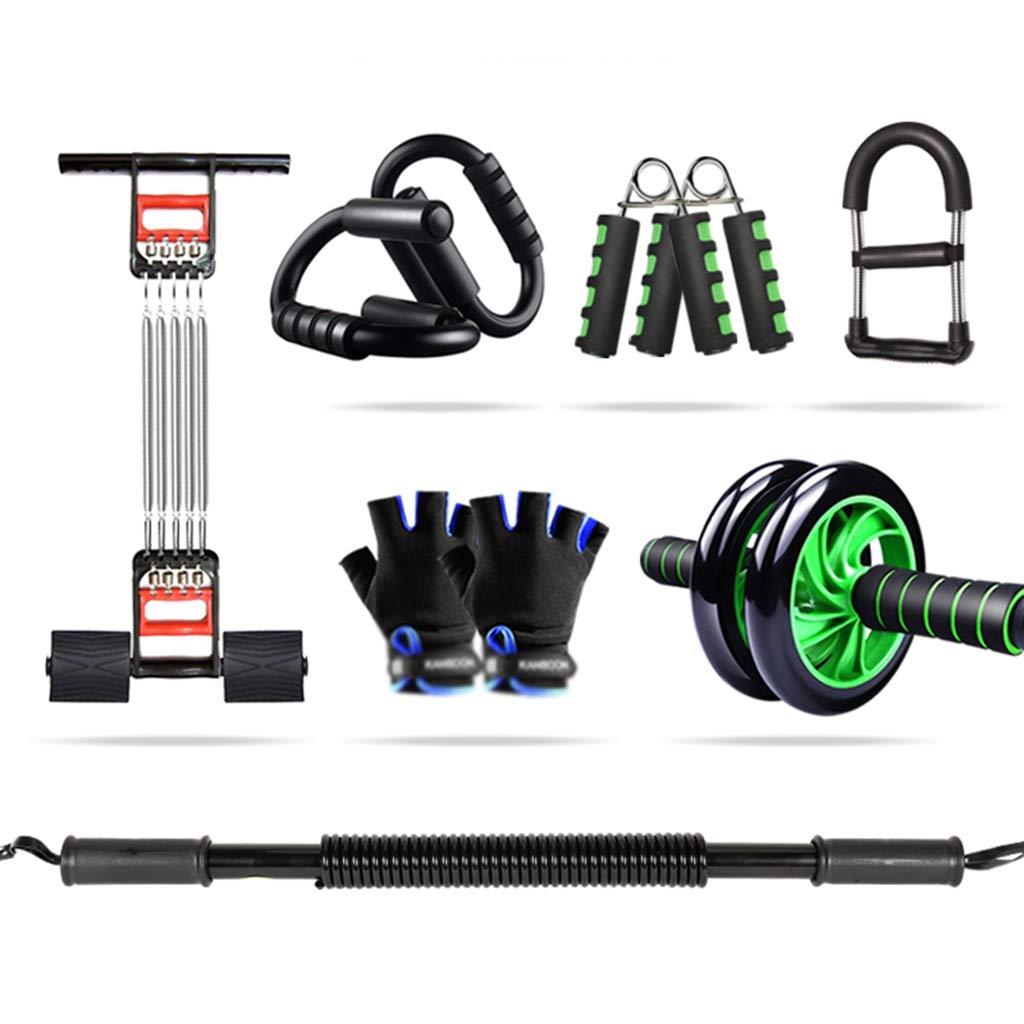 Zhiniu Multifunktions-Trainings-Satz, Bewegung der Haushalts-Fitnessgerät-Bewegung Arbeiten Sie Sport-Gewichts-Verlust-Ausrüstung der Brust-Muskel-Arm-Stangen-Puller aus