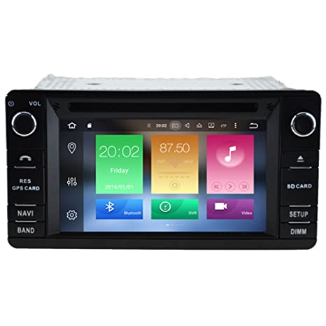 Autosion Android 8.0 Octa Core 64 Bit iNand 32 GB RAM coche DVD reproductor GPS estéreo