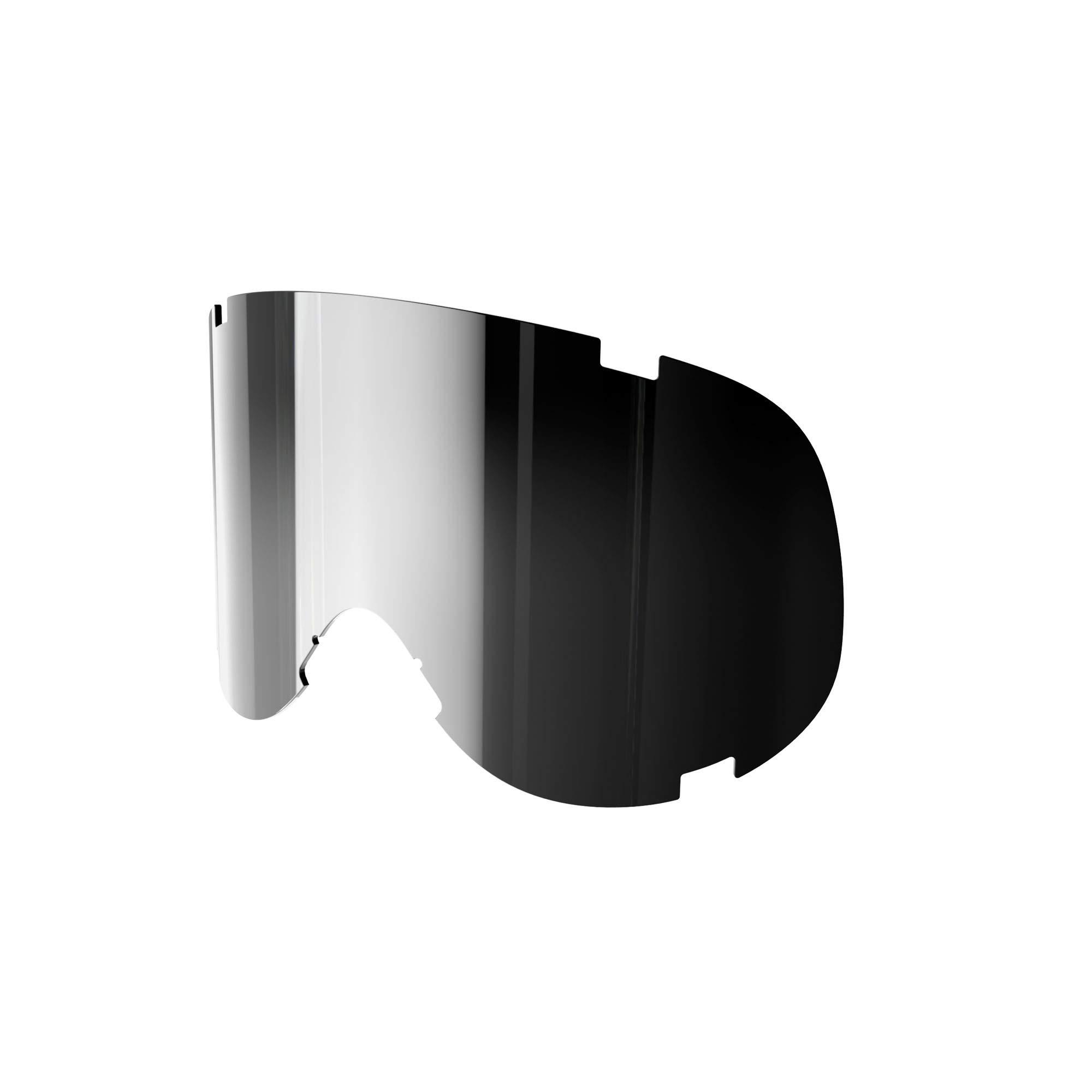 POC Cornea Spare Lens, Bronze/Silver Mirror, ONE
