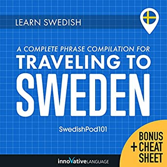 Amazon com: Learn Swedish: A Complete Phrase Compilation for