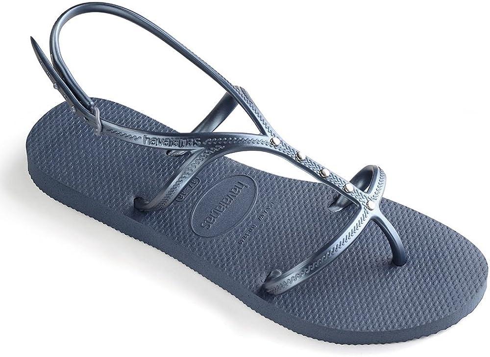 Havaianas Womens Allure Maxi Flip-Flops
